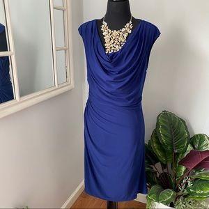 Women's dress size 14 NORTHSTYLE BLUE NWOT